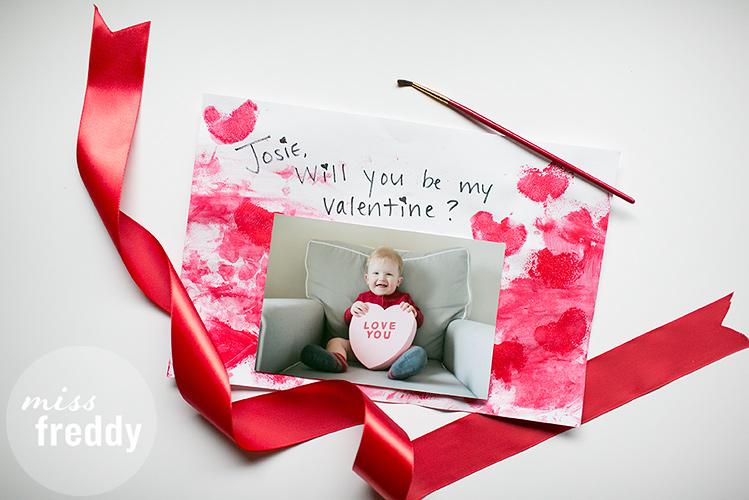 Valentine crafts for babies