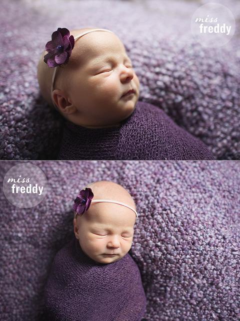 Sweet newborn session with Miss Freddy, Seattle/Snoqualmie newborn photographer.