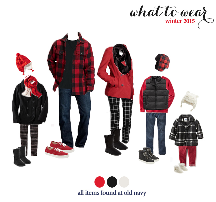What To Wear For Winter Family Photos Miss Freddy