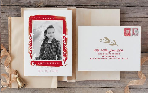 Advice from a professional photographer on where to order holiday cards for the best quality and price!