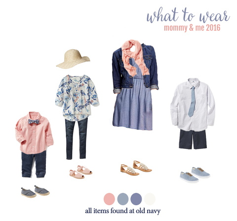 What to wear for mommy and me photos! Cute, well coordinated outfits. Perfect for your photo session with Seattle photographer, Miss Freddy.