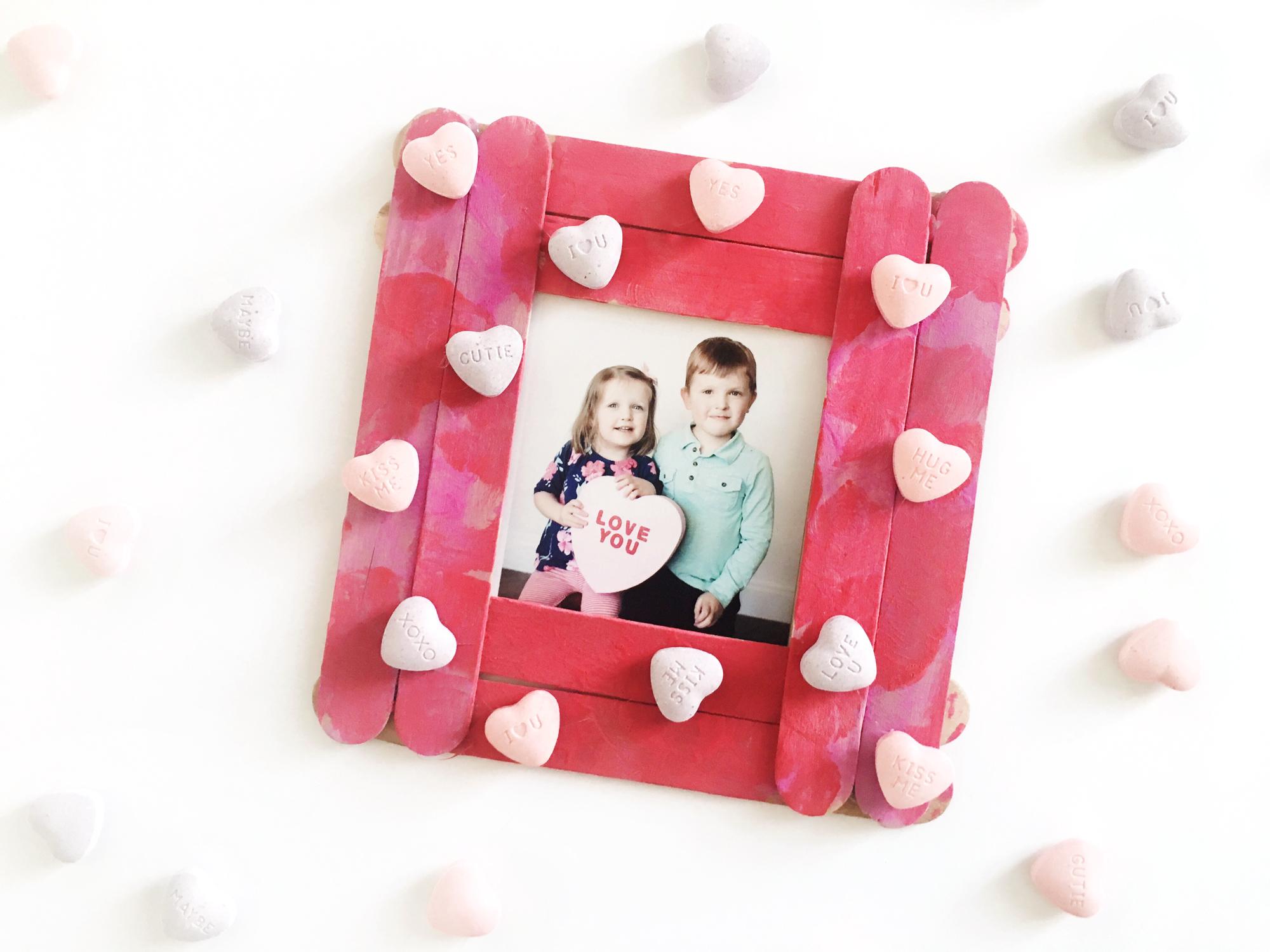 Holiday photo frame crafts Make Frames Crafts for Kids : Making Photo Frames
