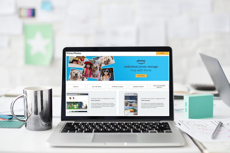Did you know UNLIMITED photo storage is FREE with your Amazon Prime membership?! It sure is! Check out my favorite Amazon Prime Photos features!