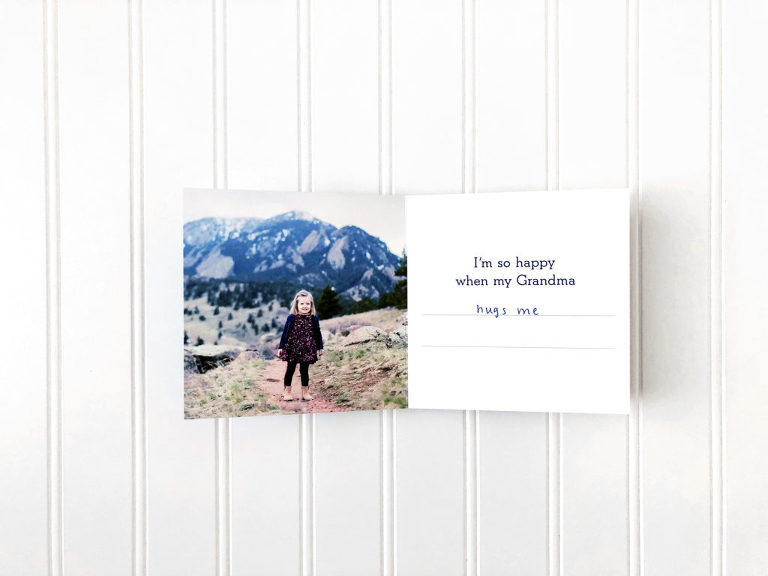 Love these cute photo gifts for Mothers Day from Pinhole Press!