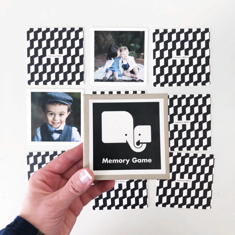 love these cute photo gifts for kids from pinhole press!